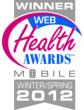 My Pain Diary wins Web Health Award