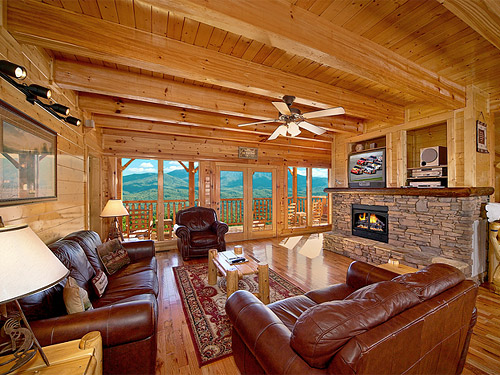 Cabins Of The Smoky Mountains Offers Up To 50 Off Cabins
