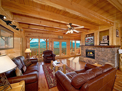 Cabins of the Smoky Mountains offers luxury cabins near Gatlinburg and Pigeon Forge