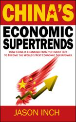 Cover of China's Economic Supertrends by Jason Inch