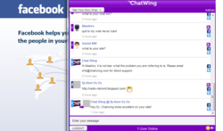 Chatwing Team Introduces Unique and Reliable Chat Box for