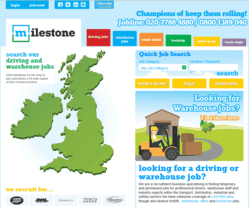 Milestone Operations Web Site