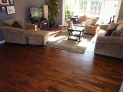 Old World Chisel Hardwood Floor