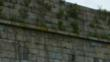 The West Wall of Fort Adams Before the Haircut