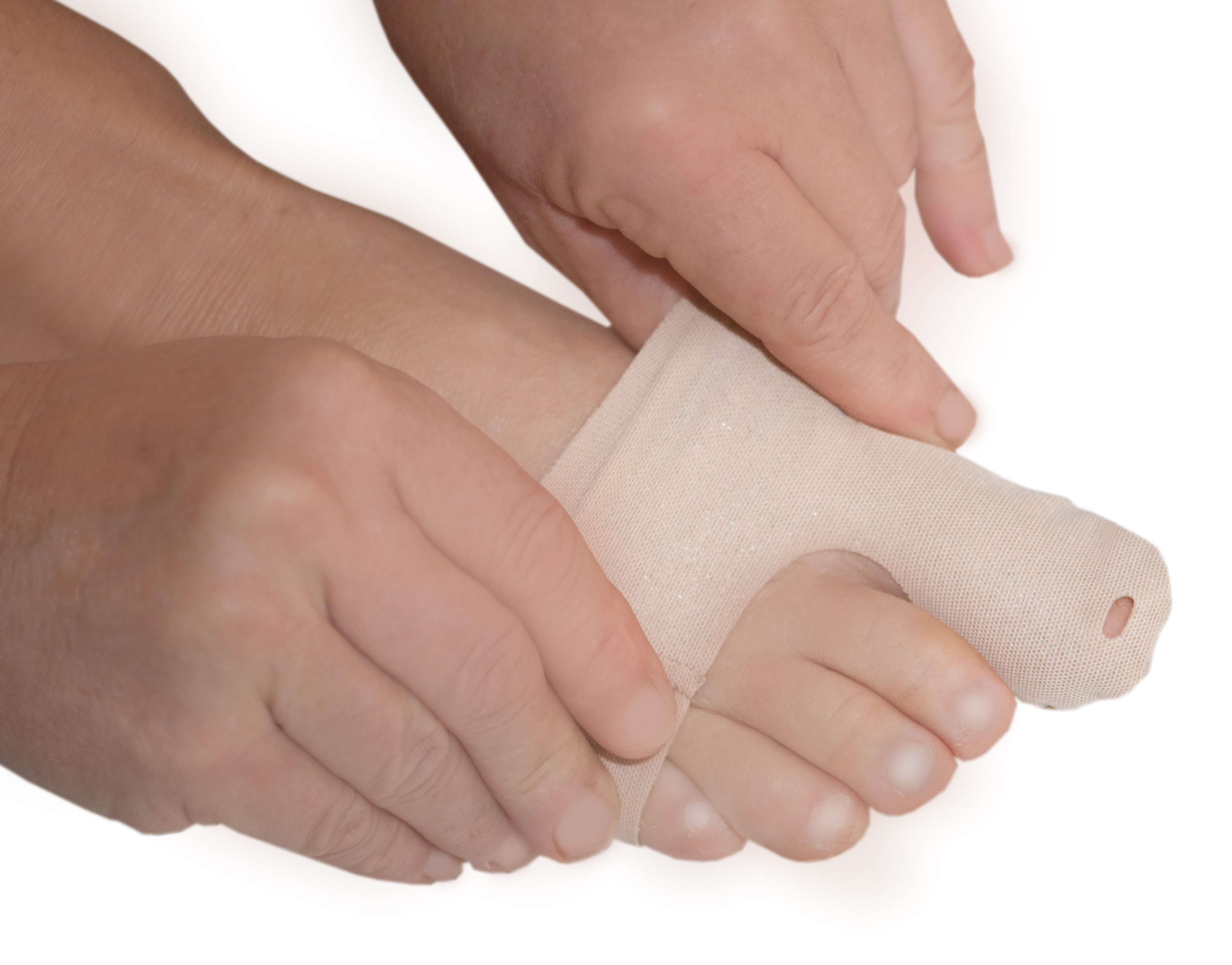 bunion pain relief at home