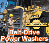 belt drive pressure washer, belt drive pressure washers, belt drive power washer, belt drive power washers