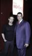 Shane West, Actor and Frankie Verdugo, President of The HOME Foundation