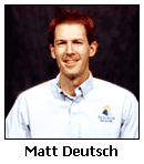 Top Echelon Chief Content Officer Matt Deutsch