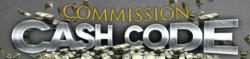 Commission Cash Code review