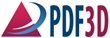 PDF3D platform generates interactived 3D PDF Reports for Technical, Scientific, Engineering, Medical, Manufacturing Sectors