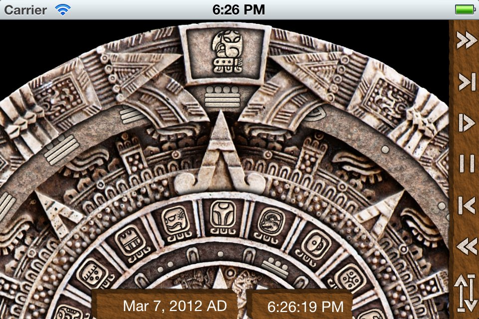 myan calender Mayan calendar day readings, prayer audio, free day planner graphical calendars: dreamspell, long count, tzolkin, haab, 13 moon 2012 prophecy info includes daily.