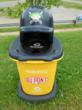 Wood County, WVA - DuPont Fan Cans Baseball Recycling Bin