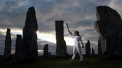 Day 24: Olympic Flame to visit the Callanish Stones and Balmoral Castle during its journey from Stornoway to Aberdeen