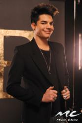 Adam Lambert Featured in Debut Episode