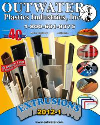 Outwater's 2012 Extrusions Catalog Supplement