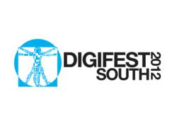 The logo for DigiFest South, courtesy of festival organizers.
