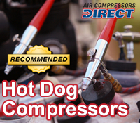 hot dog air compressor, hot dog air compressors, hotdog air compressor, hotdog air compressors