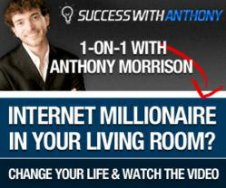 Success with Anthony Morrison