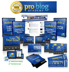 The Pro Blog Academy