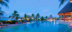 Luxury Infinity-Edge Pool - The Grand Isle Resort, Bahamas