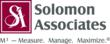 Solomon Associates, leading benchmarking and consulting firm for the energy industry