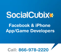Facebook & iPhone Game Developers