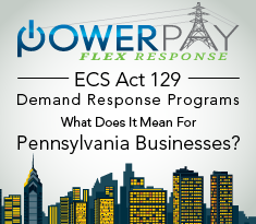 ECS Chosen by Pennsylvania to become their Demand Response Provider