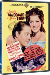 The Girl of the Golden West (1938) Starring Nelson Eddy and Jeanette MacDonald
