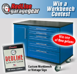 Garage Workbench Contest