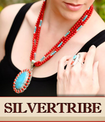 Silver Tribe Turquoise Jewelry and Native American Jewelry