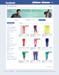Park Royal mall on Facebook