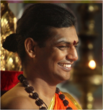 If you grow with a Master, he will ensure that the light of intelligence glimmers in your eyes sooner rather than later. - Nithyananda