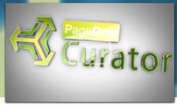Page One Curator by Paul Clifford