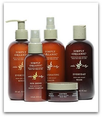 Natural Salon Hair Products