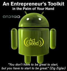 ActSeed Launches Android Smart Phone App for Entrepreneurs
