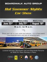 Boardwalk Auto Group Hot Summer Nights
