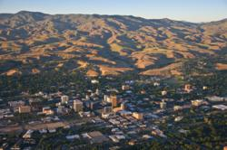 Boise Idaho : State Capital