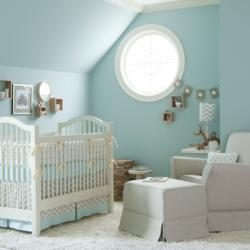Taupe Zig Zag crib bedding collection by Carousel Designs