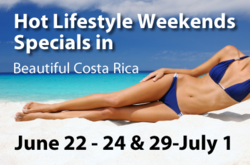 Fun Lifestyle Weekends at the Copacabana Desire Hotel in Jaco Beach, Costa Rica