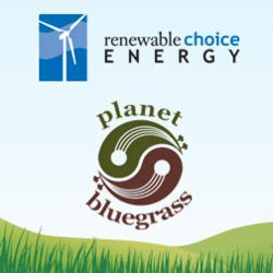 Renewable Choice & Planet Bluegrass Celebrate 10 Years of Sustainable Festivation