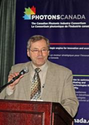 Robert Corriveau, CPIC president
