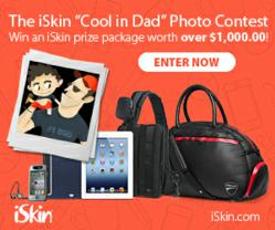 iSkin on Facebook $1,000 grand prize
