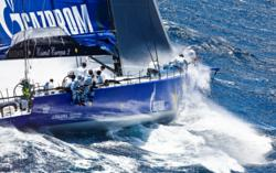 Esimit Europa 2 sets fantastic course record at the Giraglia Rolex Cup