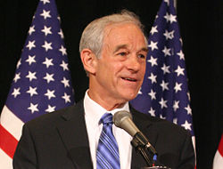 Image of Congressman Ron Paul