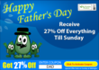 MyCleaningProducts Celebrates Father's Day with 27% Discount on...