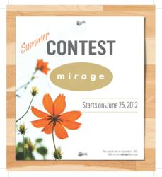 Mirage Summer Contest