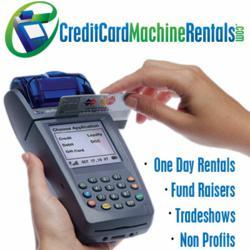 wireless credit card machine rentals