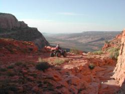 Arch Canyon, ATV Safari