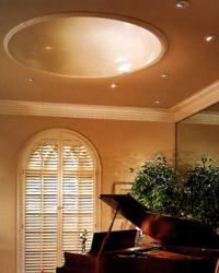 Outwater's Domes for New & Existing Ceilings