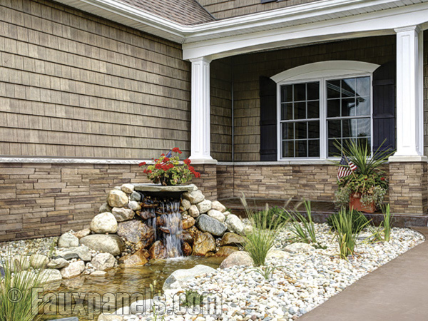 New Versette Line Is Its First Cultured Stone Siding